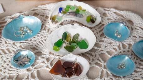 Sea Glass & Sunsets artisan jewelry and other