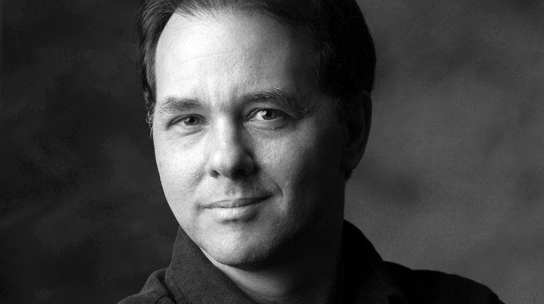 """Nicholas Parisi, author of """"Rod Serling: His Life,"""