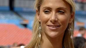 Ines Sainz of TV Azteca attends Media Day