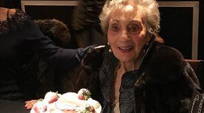 "Georgian ""Dana"" Treichel recently died at age 100."