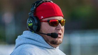 Smithtown East's High School Boys football Head Coach,