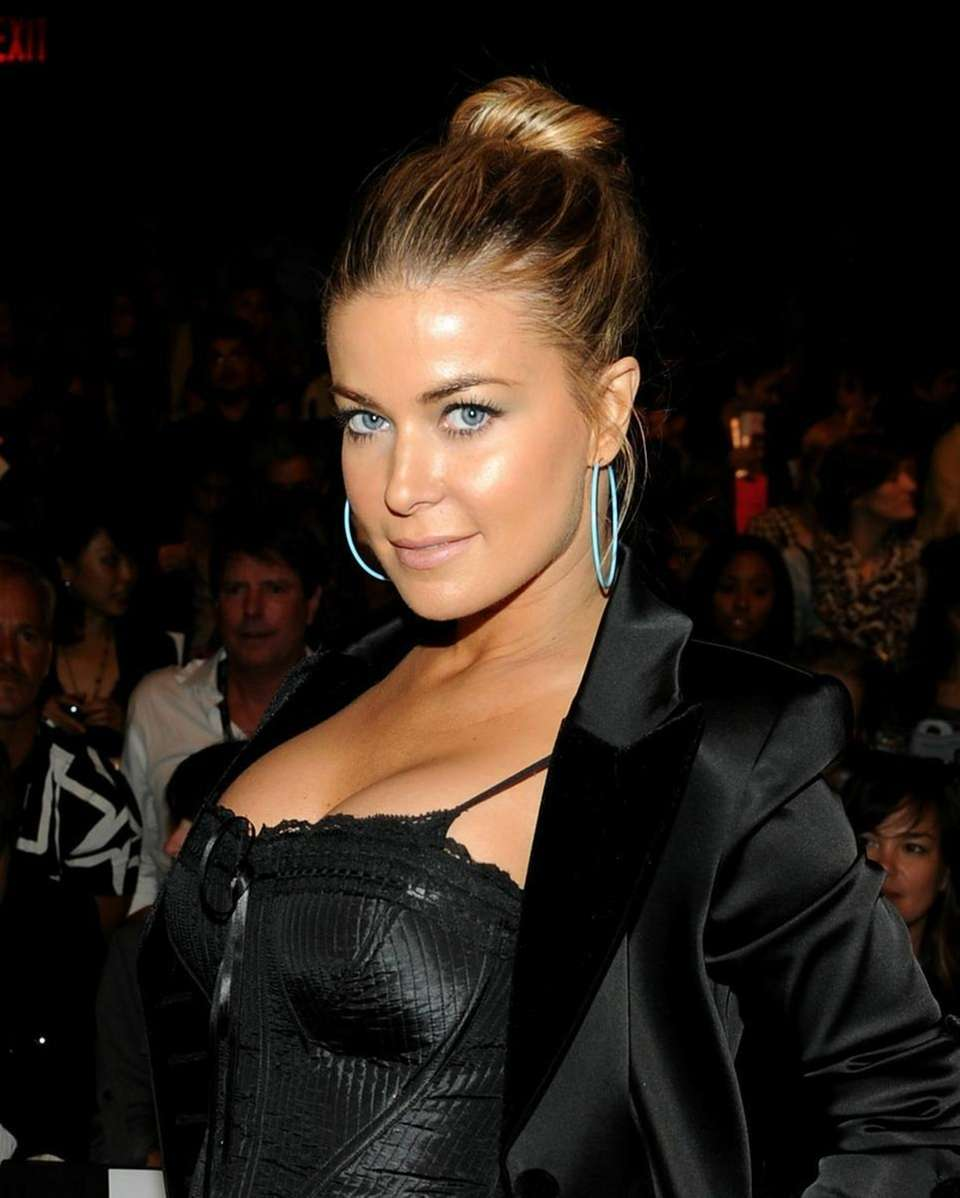 Stage name: Carmen Electra Birth name: Tara Patrick