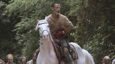 Andrew Lincoln as Rick Grimes on The Walking