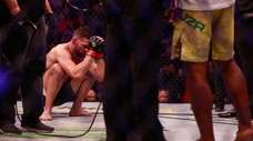 Middleweight Chris Weidman from Baldwin was defeated in