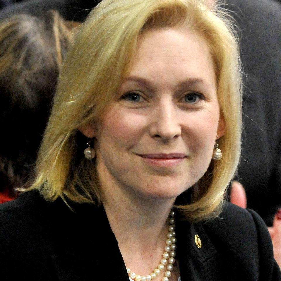 U.S. Sen. Kirsten Gillibrand defeated Gail Goode for