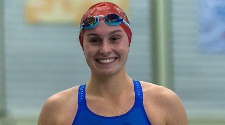 Sacred Heart Academy High School Girl's Swim team