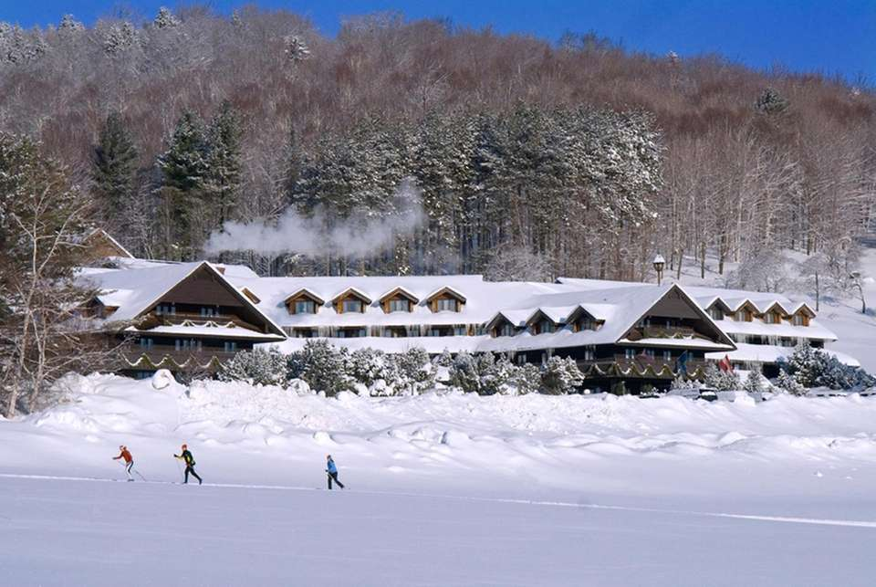 The Trapp Family Lodge in Stowe, VT is
