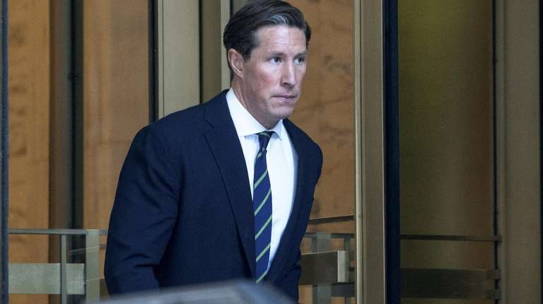 Sean Stewart, the Long Island-bred former investment banker,
