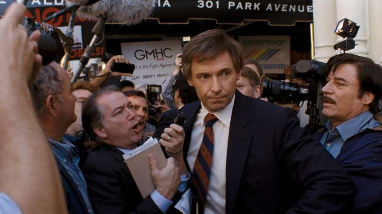 "Hugh Jackman stars in ""The Front Runner."""