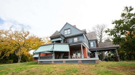 A government shutdown would mean Theodore Roosevelt's home