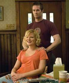 Martha Plimpton and Garret Dillahunt in the comedy