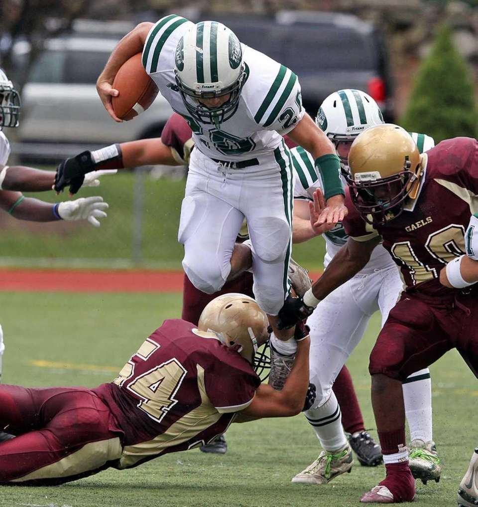 Holy Trinity's Michael Williams on the return against