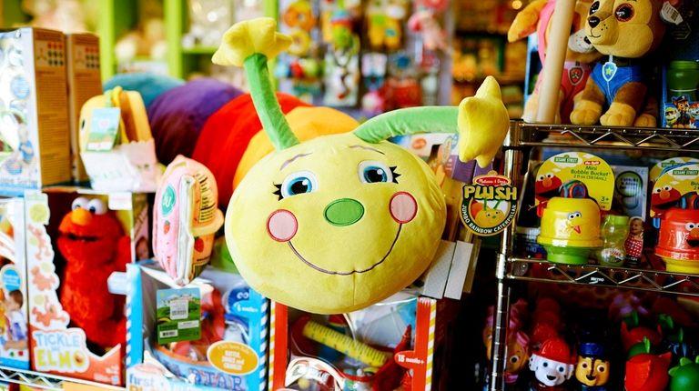 Funky Monkey Toys & Books in Greenvale is