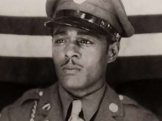 Army Staff Sgt. Edward Carter, who was cited