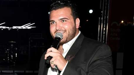 "Sal ""The Voice"" Valentinetti of Bethpage is hoping"