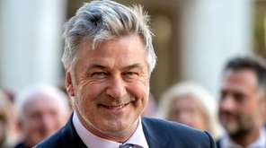 The next chapter for Alec Baldwin will be