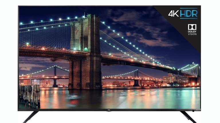 TCL-6-Series 4K LCD TV comes in 55- and
