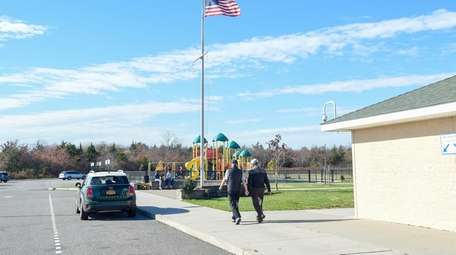Breezy Park on West Roques Path in Huntington