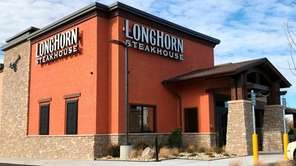 LongHorn Steakhouse has opened its first Long Island