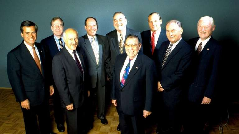 A photo of the 1994 all-Republican Long Island