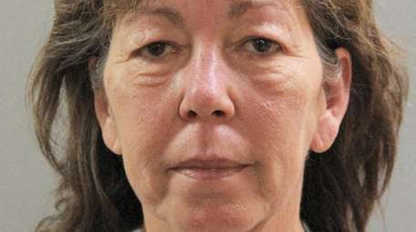 Roseanne DiSimone, of Massapequa, was charged with driving