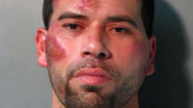 Juan Taveras Jr., of Freeport, was charged with