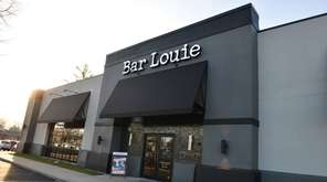 Bar Louie, in Commack and Massapequa, is among