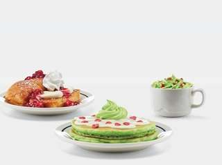 IHOP restaurants are offering menu items inspired by