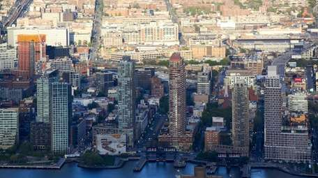 Long Island City in Queens is reportedly being