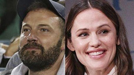 Ben Affleck and Jennifer Garner share daughters Violet,