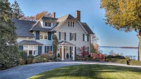 This Colonial is listed for $2.499 million.