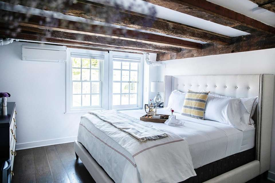 A newer entry into the Hamptons luxury inn