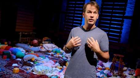 Mike Birbiglia riffs about being a father in