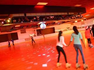Hot Skates in Lynbrook, which is closing, was