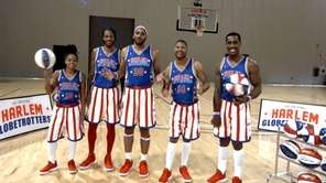 The Harlem Globetrotters set five new Guinness World