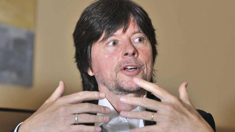 Filmmaker Ken Burns discusses his baseball documentary,