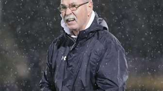 St. Anthony's head coach Rich Reichert during the