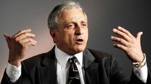 New York Republican gubernatorial candidate Carl Paladino speaks