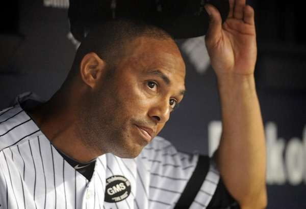 Yankees closer Mariano Rivera says he recent struggles