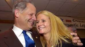 Rep. Steve Israel and his wife, Family Court