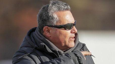 Head Coach Paul Longo of William Floyd talks