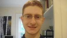 Tyler Clementi in a photo from his Facebook