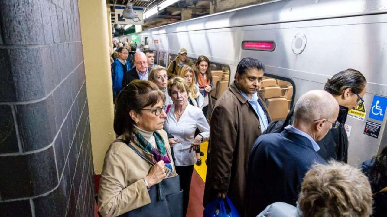 Record ridership, more frequently canceled trains and construction