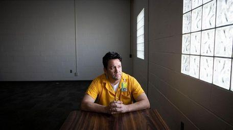 Felipe Iñiguez, 49, of Central Islip, entered the