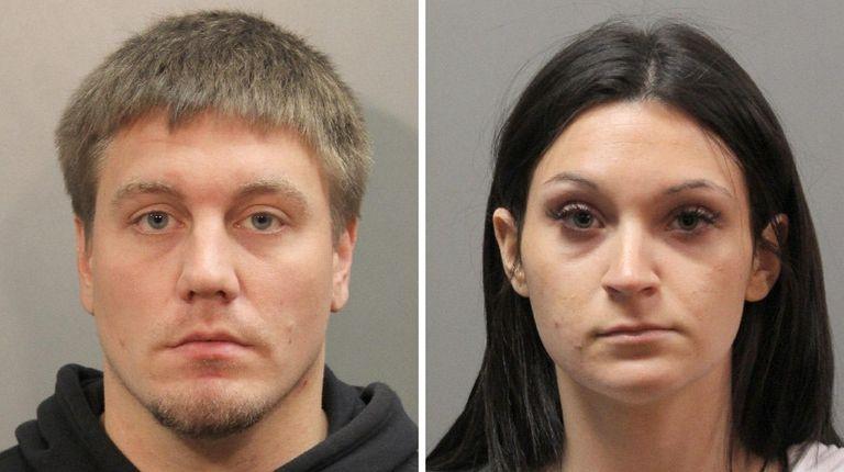 Law enforcement officials arrested Ralph Keppler, left, and