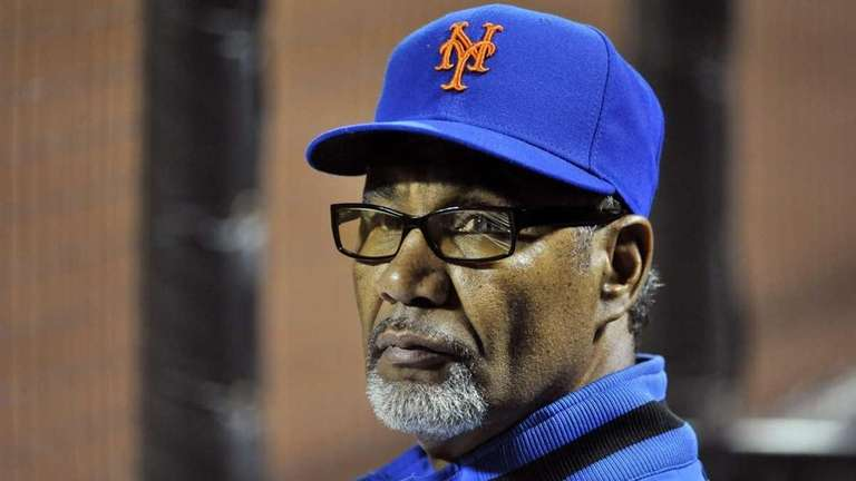 New York Mets Manager Jerry Manuel in the
