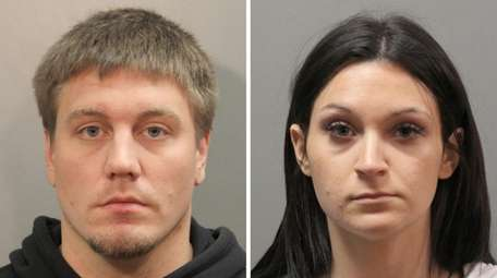 Ralph Keppler and Francesca Kiel are charged with