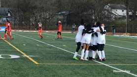 Valley Stream South defeated Jamesville-DeWitt, 1-0, off Kayla