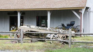 Colonial Springs Farm & Nursery in Wheatley Heights