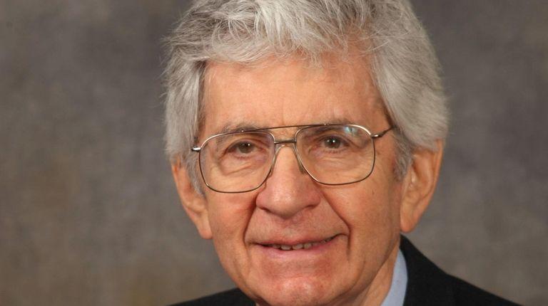 Kurt Salzinger who helped build Hofstra University's doctoral